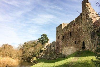 Halies Castle East Linton