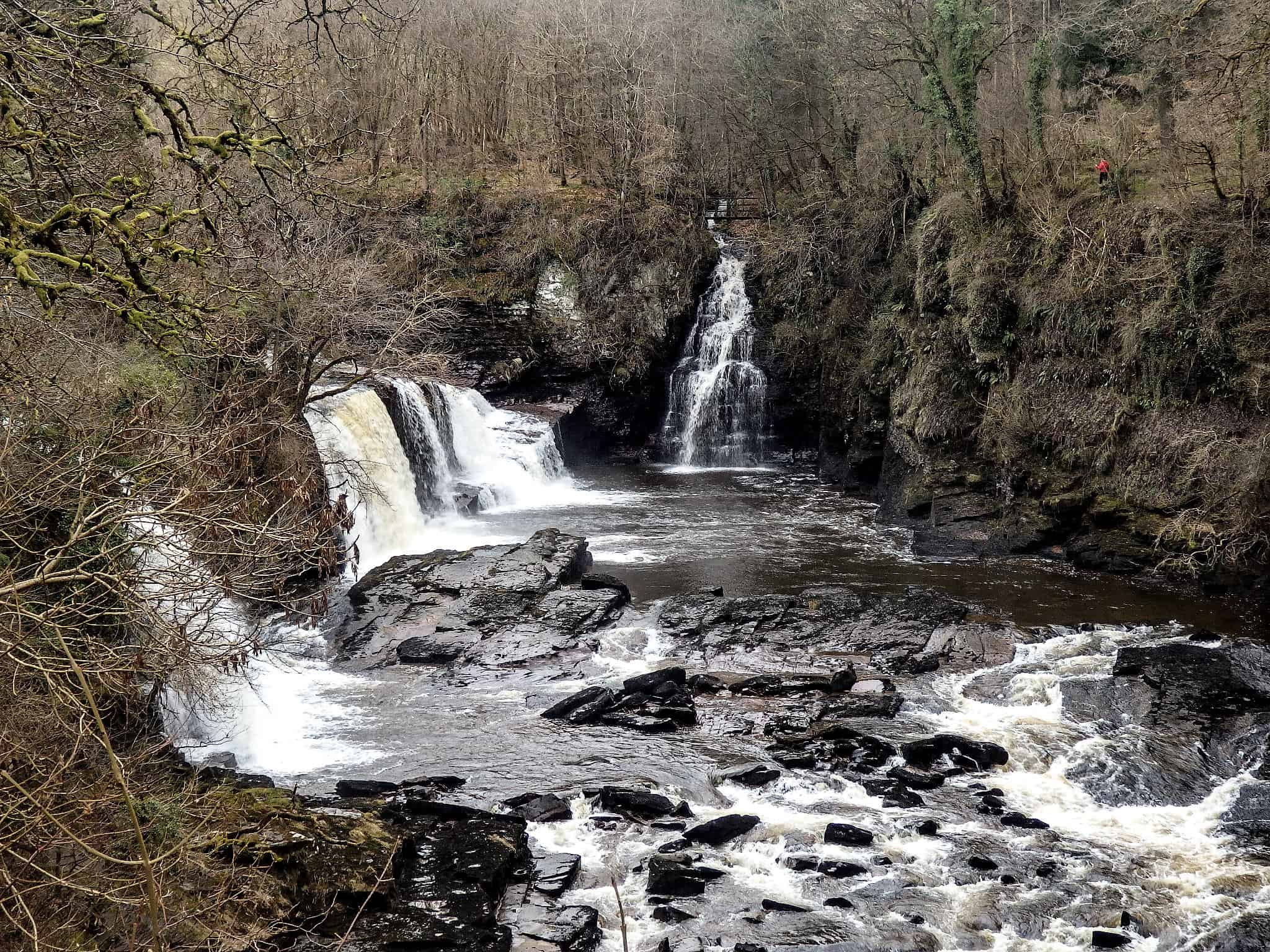 New Lanark Falls of Clyde