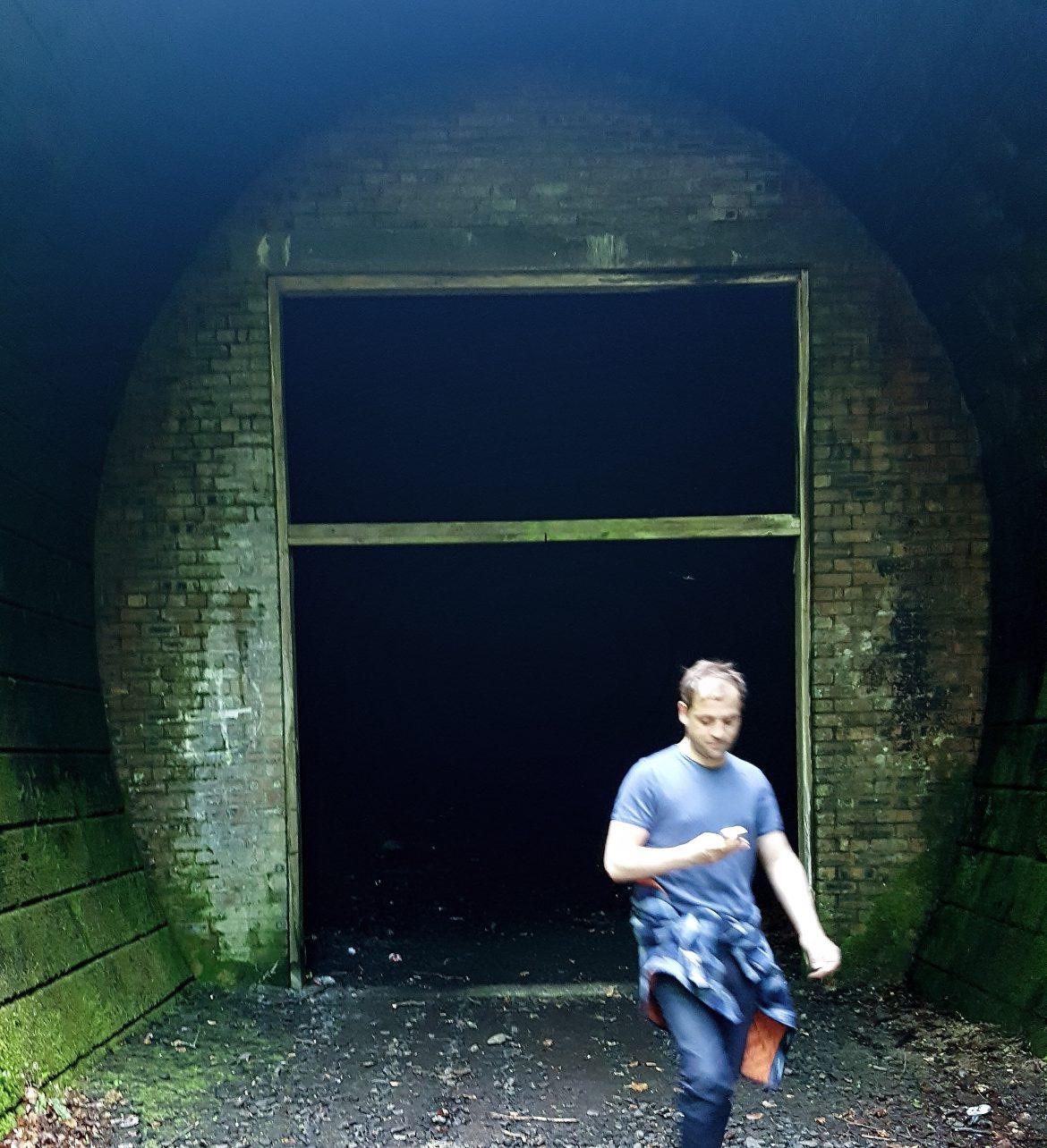 Neidpath Tunnel