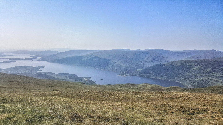Ben Lomond & the Ptarmigan Ridge