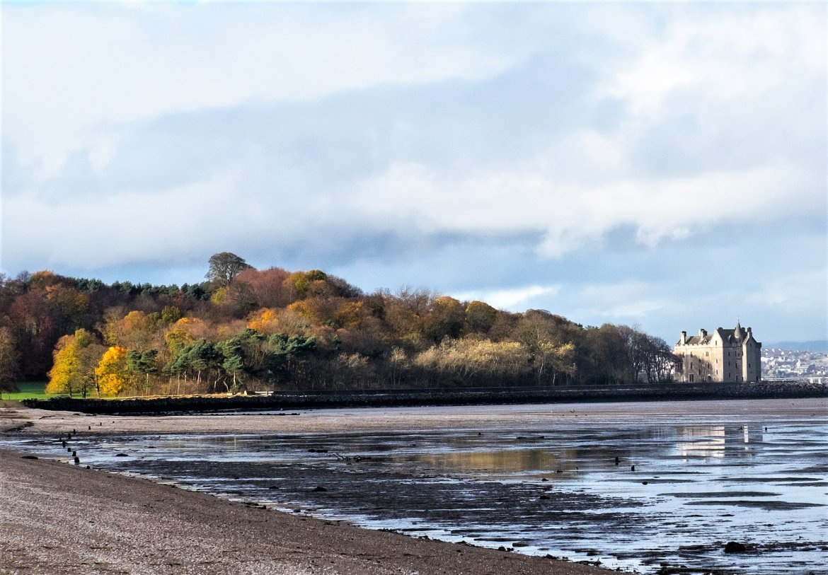 Shore Walk Edinburgh Dalmeny