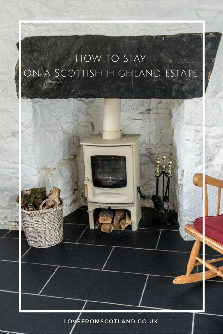 Romantic Cottage Scotland