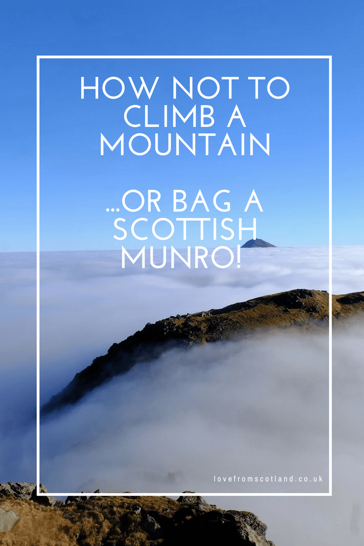 Guide to mountain climbing