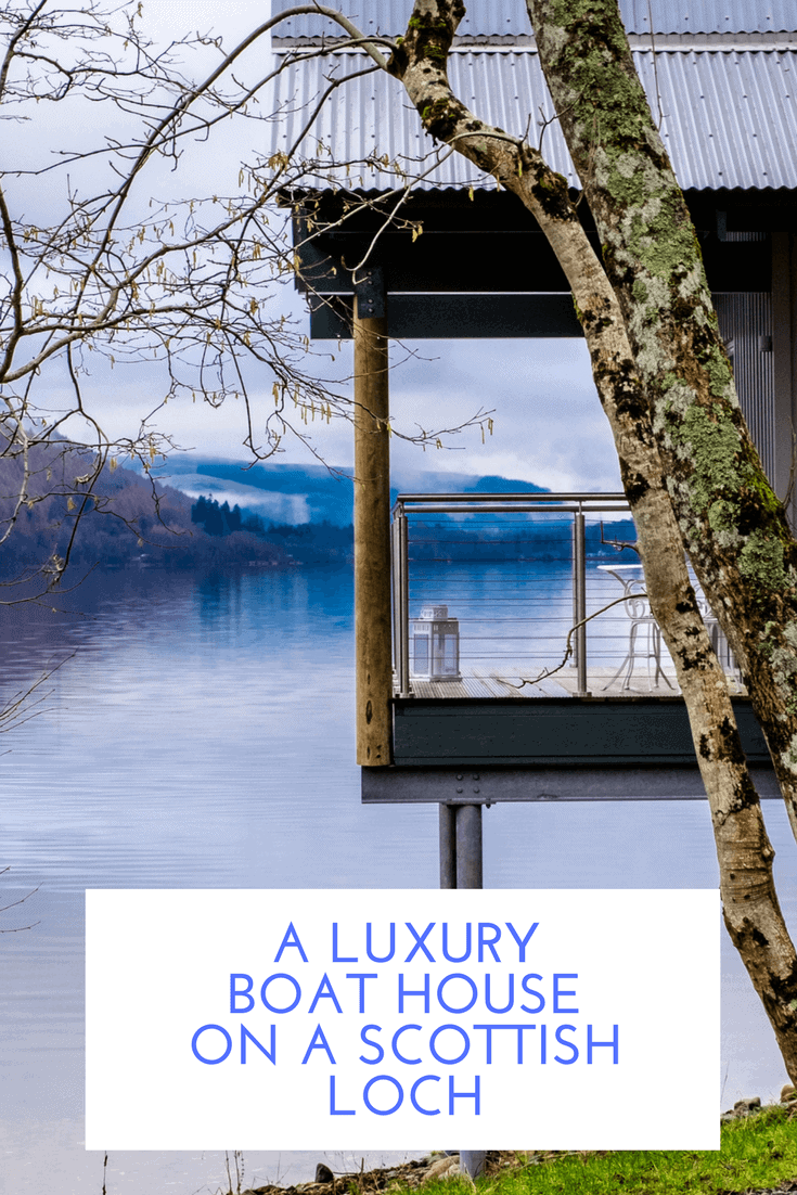 Luxury accommodation Scotland