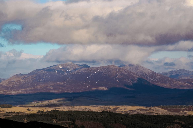 The Grampian Mountains