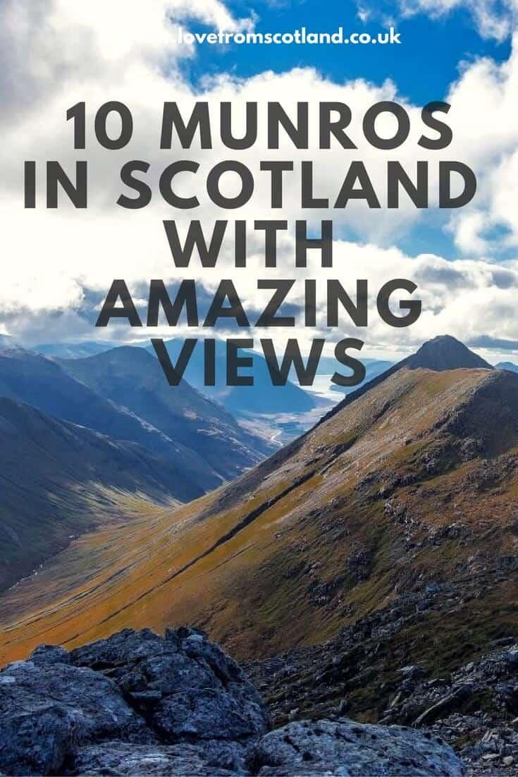 Munros in Scotland