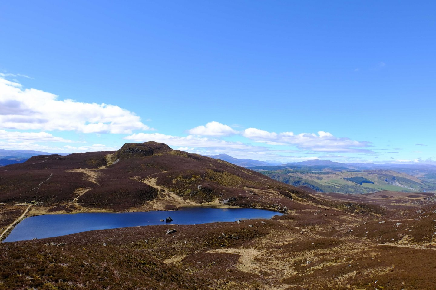 7 of the Best Hills for Beginners in Scotland