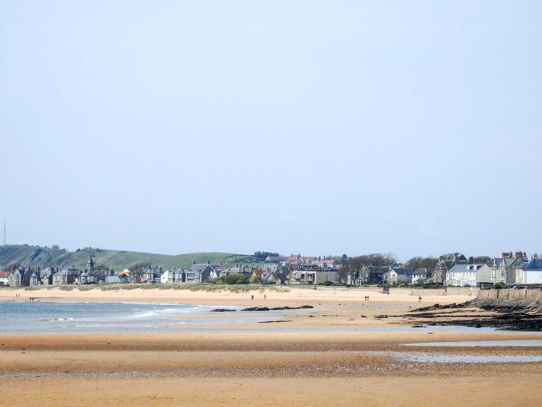 Elie Beach East Neuk