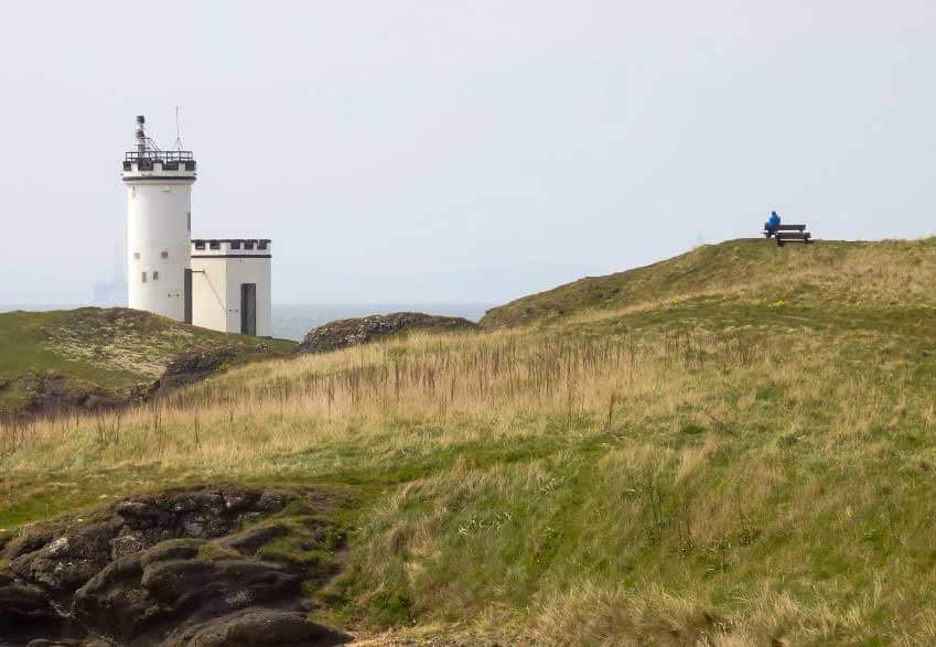 East Neuk Fife Lighthouse