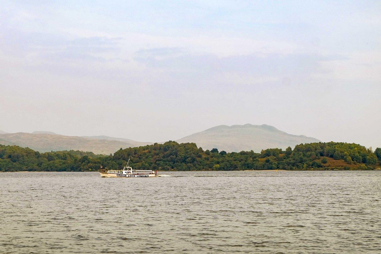 Boat Trips Loch Lomond