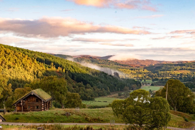 Living the Scottish Highland Life at Eagle Brae