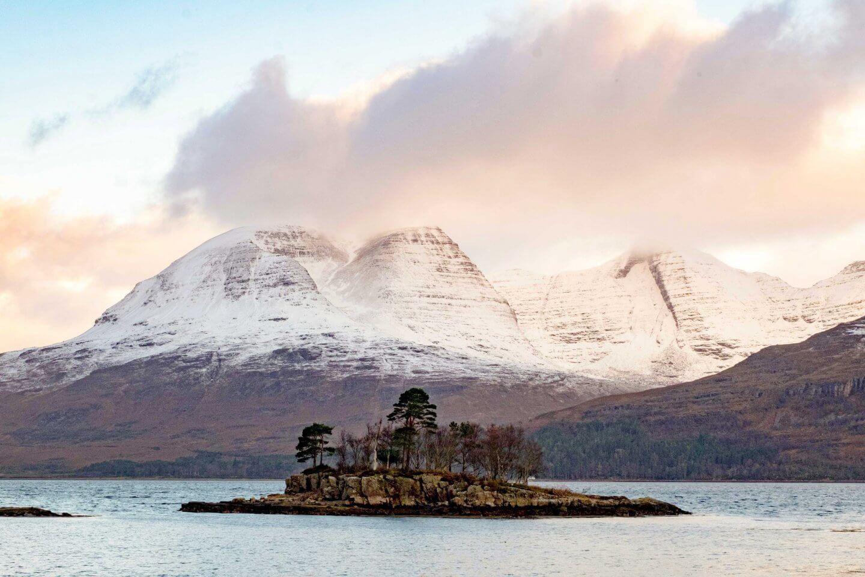 Torridon Munros Scotland