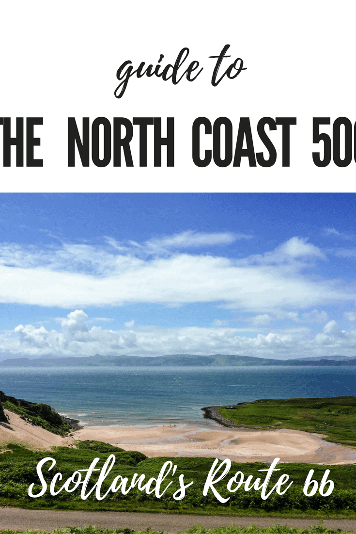 The North Coast 500 - Scotland's incredible road trip takes in 500 miles around the north coast of Scotland taking in some of the most spectacular scenery in the world.