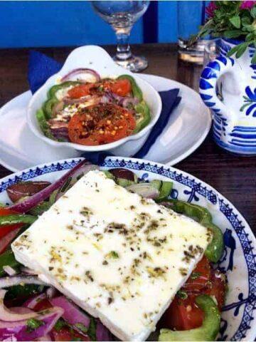 Greek Food in Edinburgh