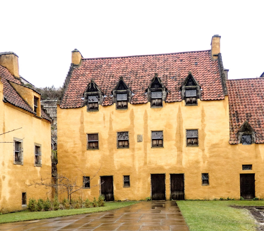 Culross Palace Outlander