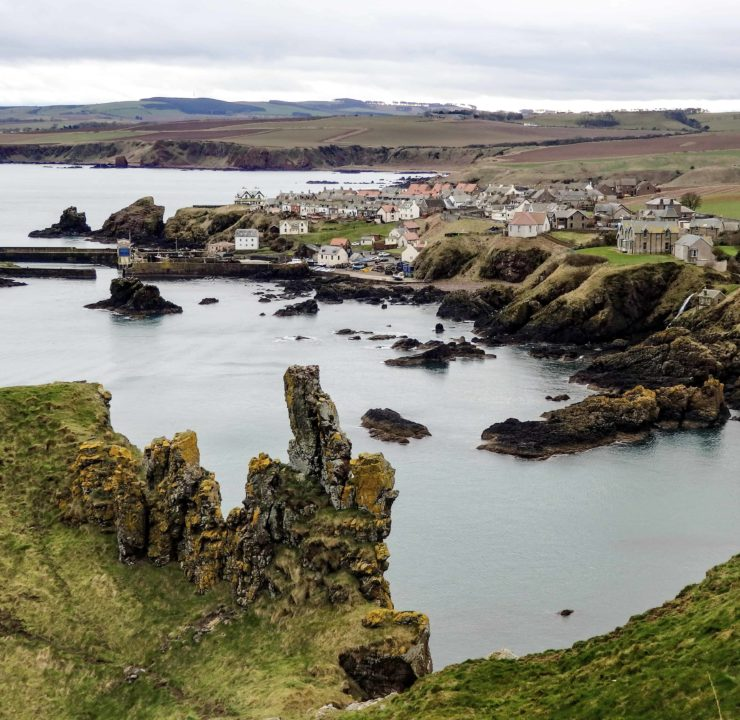 How to visit St Abbs, Scottish Borders
