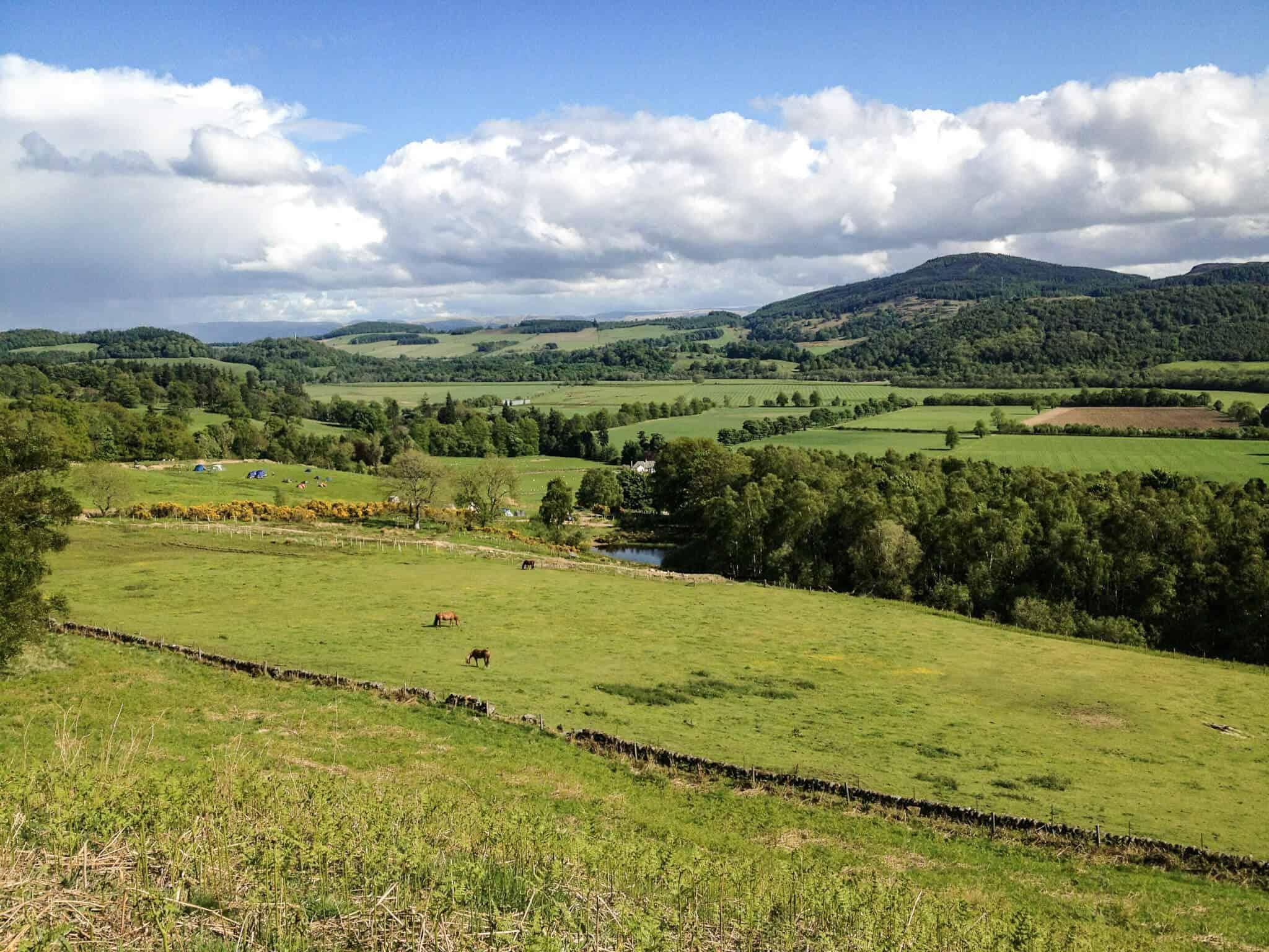 Best campsites in Scotland
