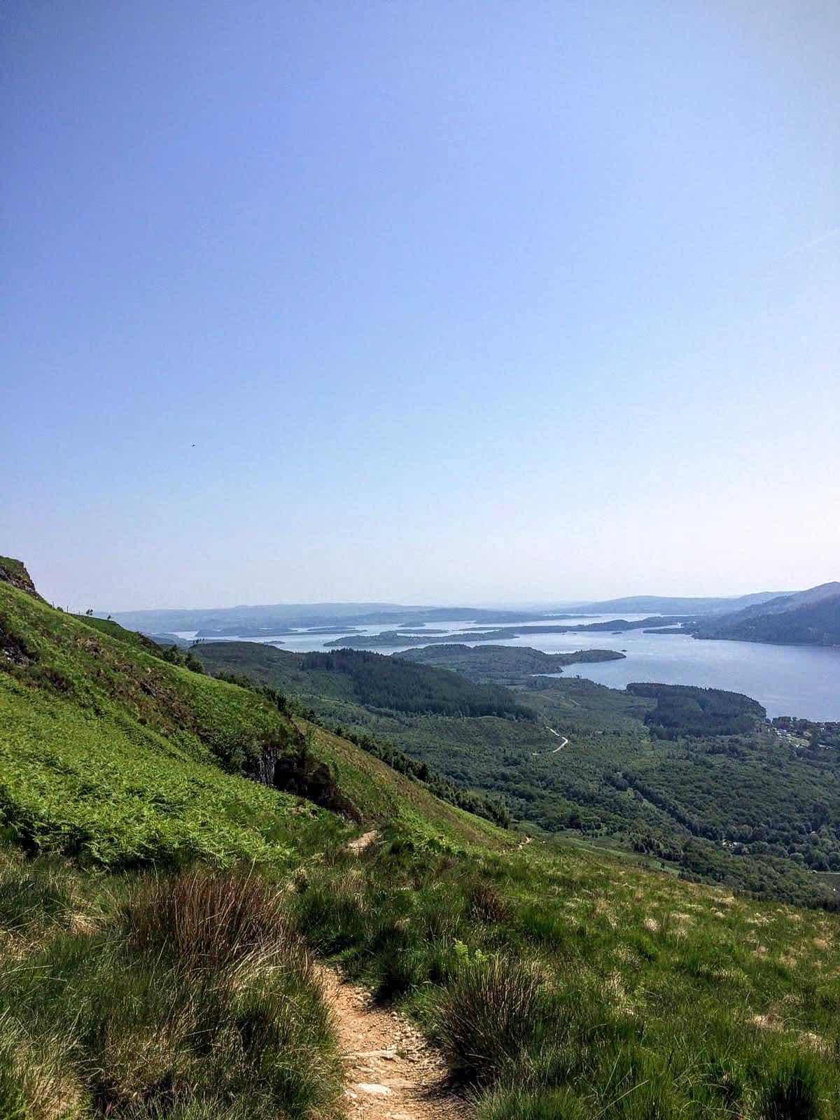Loch Lomond Walks