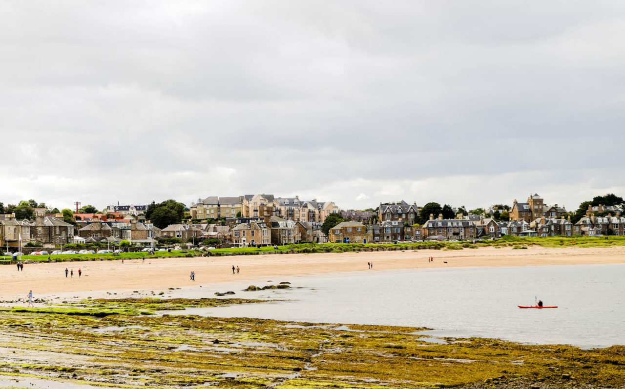 Love From Scotland - North Berwick
