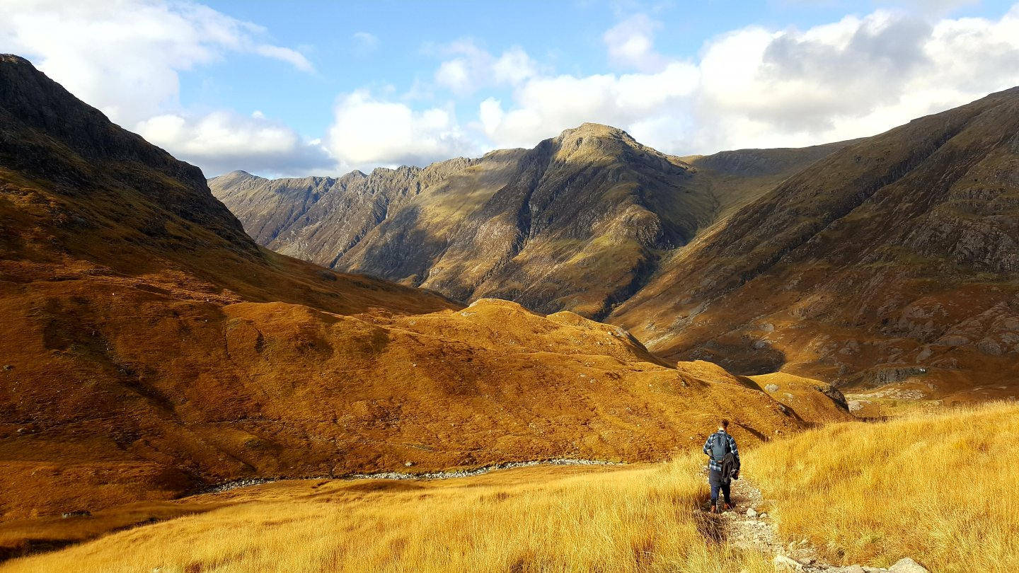 Get Outside! A guide to walking in Scotland