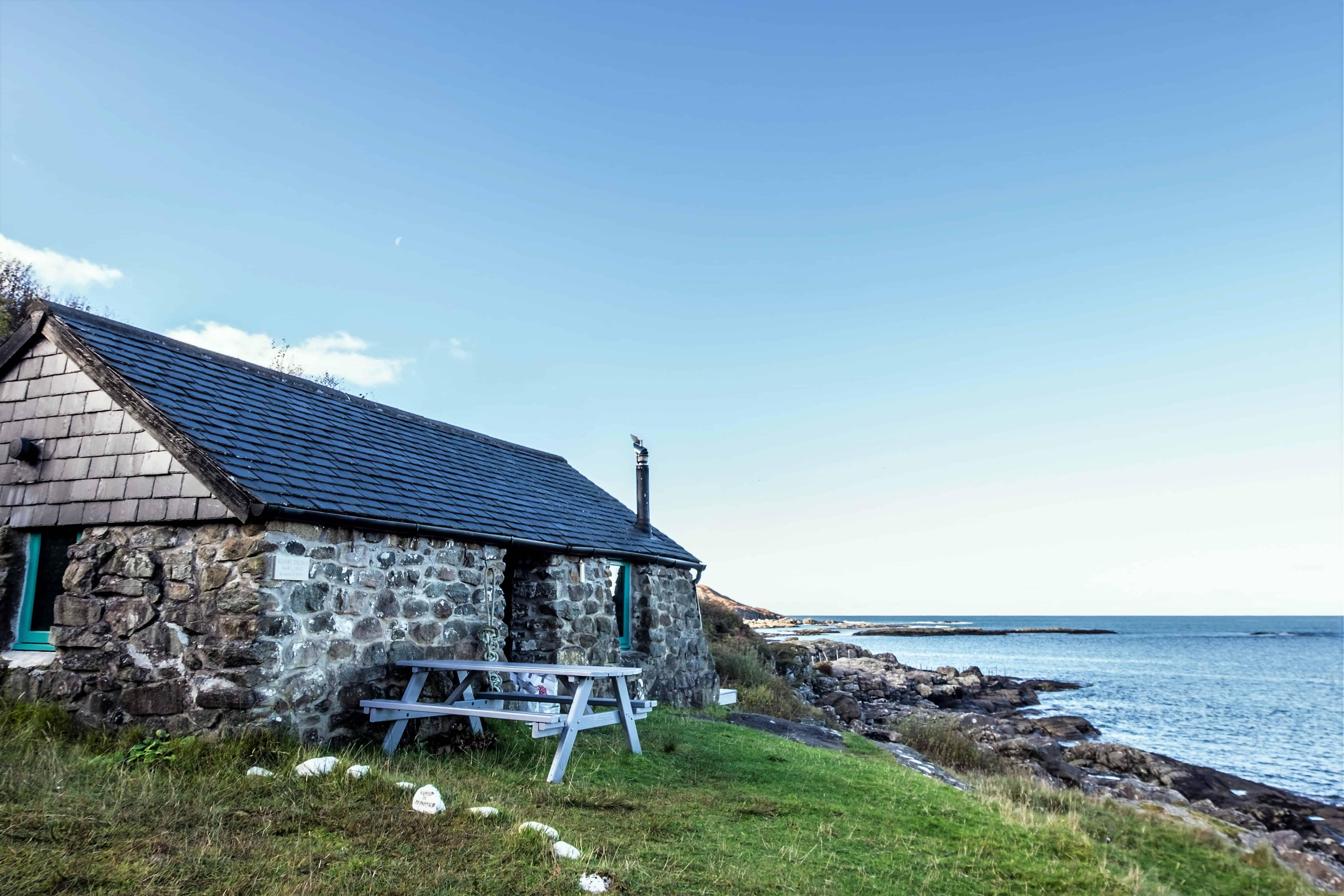 Cottage Ardnamurchan