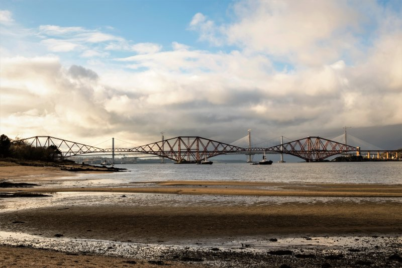 Queensferry Day Walks in Scotland