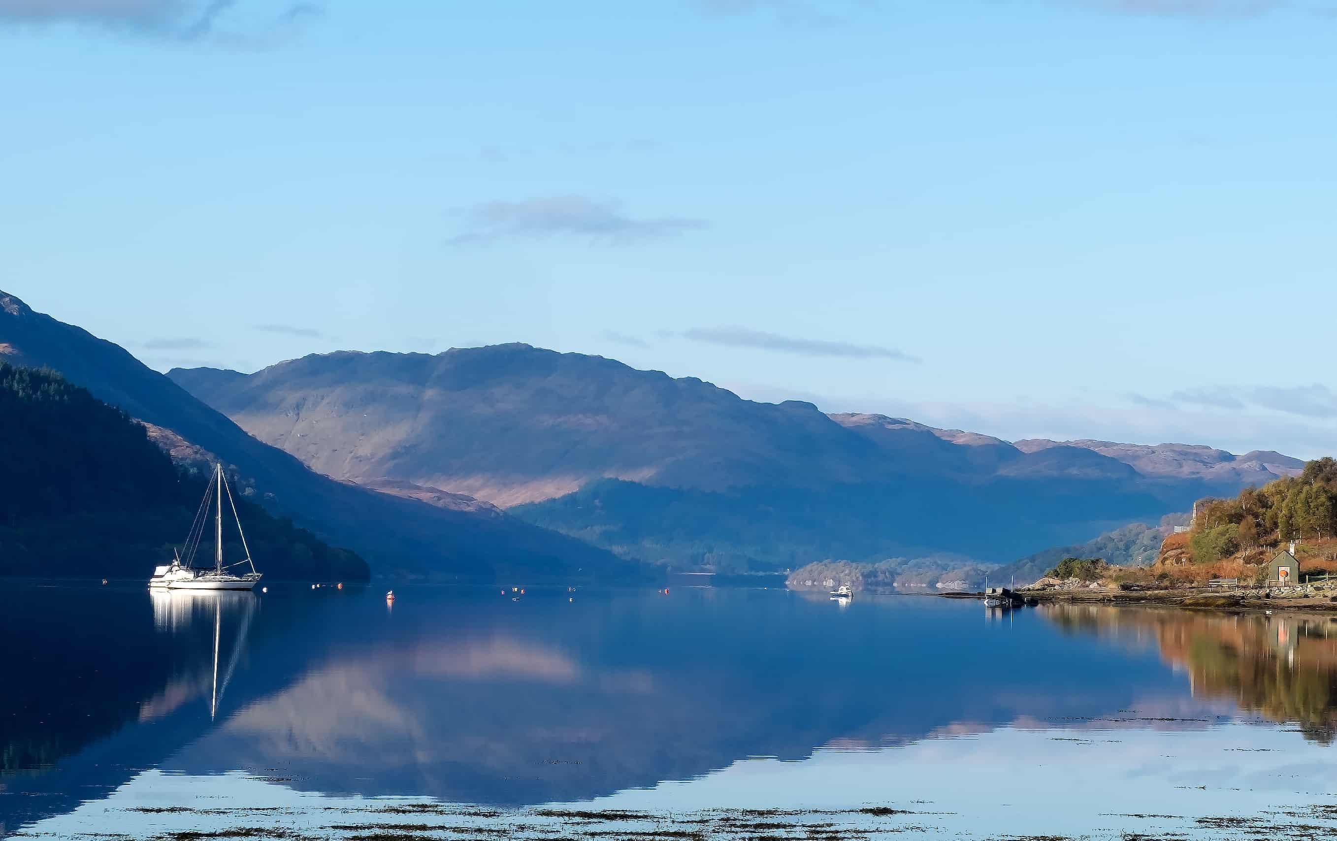 Ardnamurchan Sea Loch