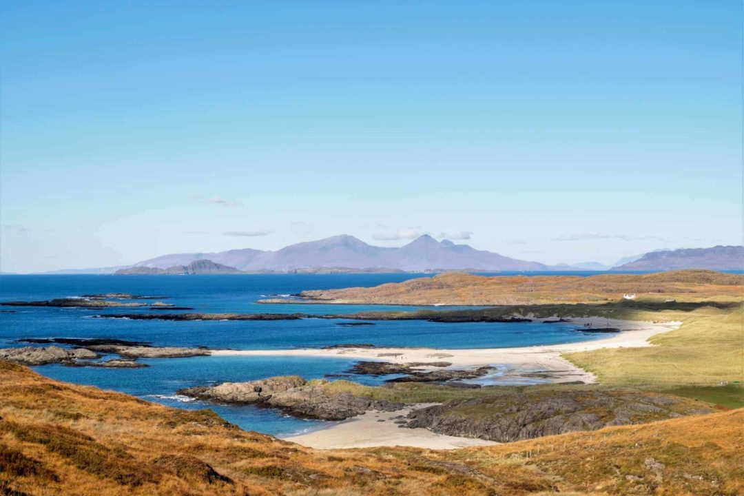 How to visit Amazing Ardnamurchan
