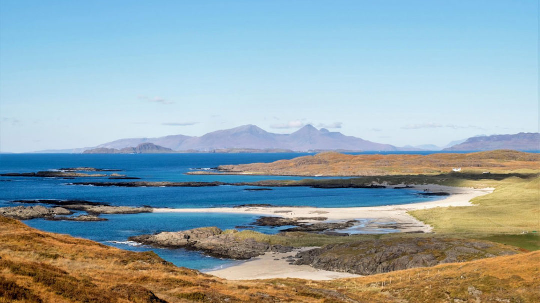 things to do Ardnamurchan Sanna Bay