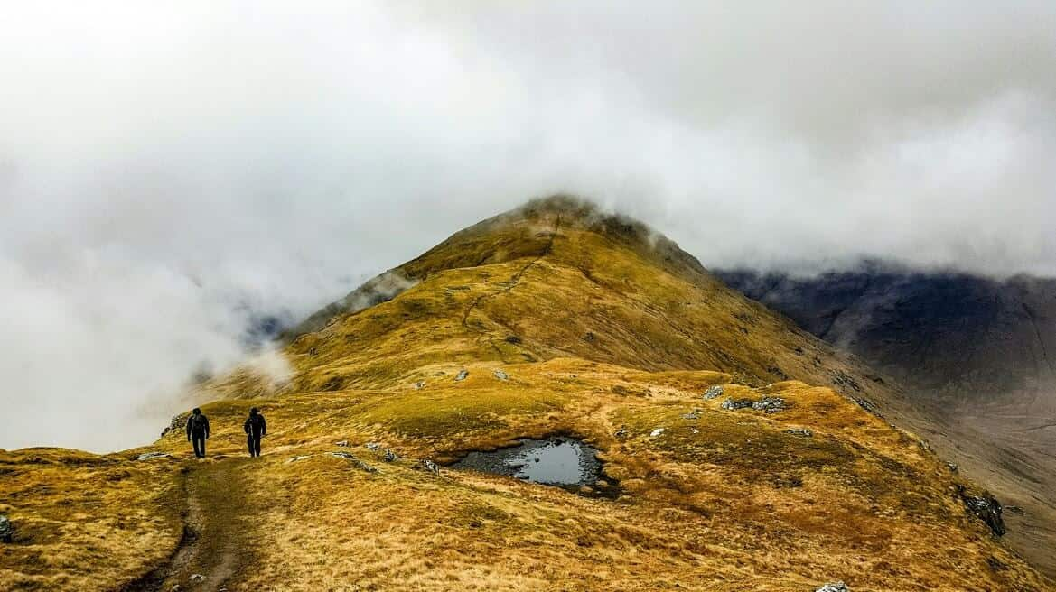 My Munro Bagging Adventures: 10 (more) Munros Climbed!