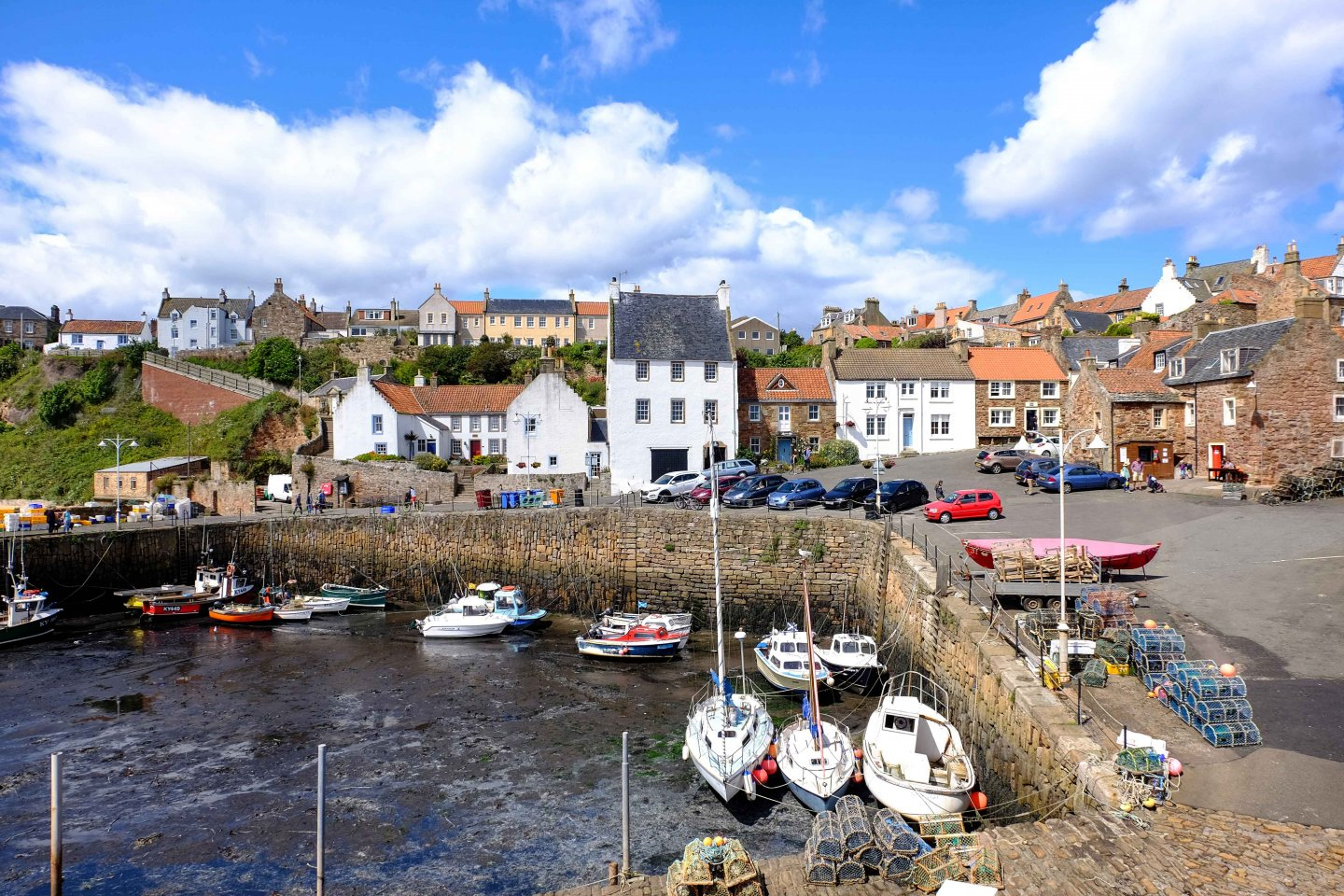 Seafood and Sea Views in the East Neuk of Fife