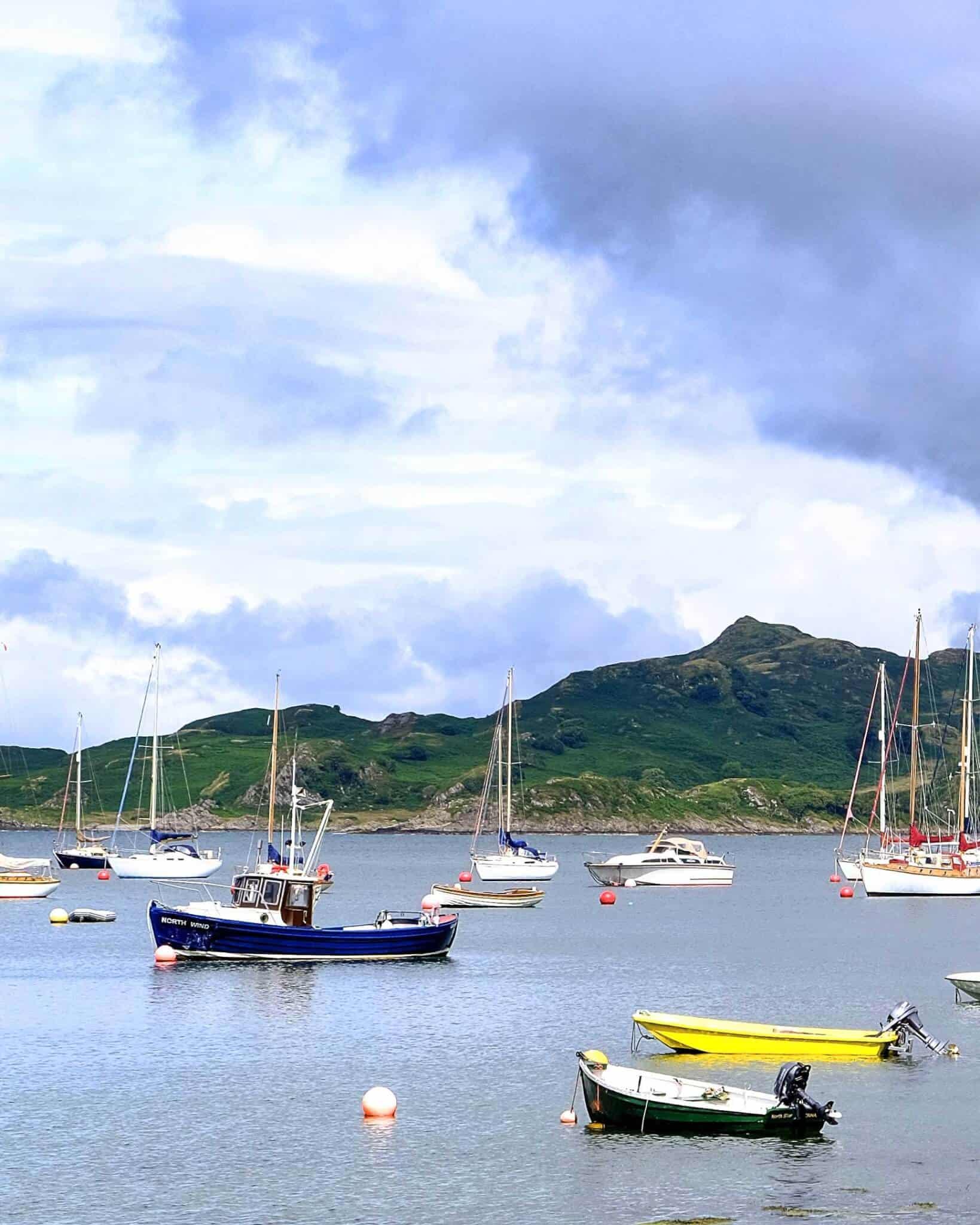 Crinan Boats