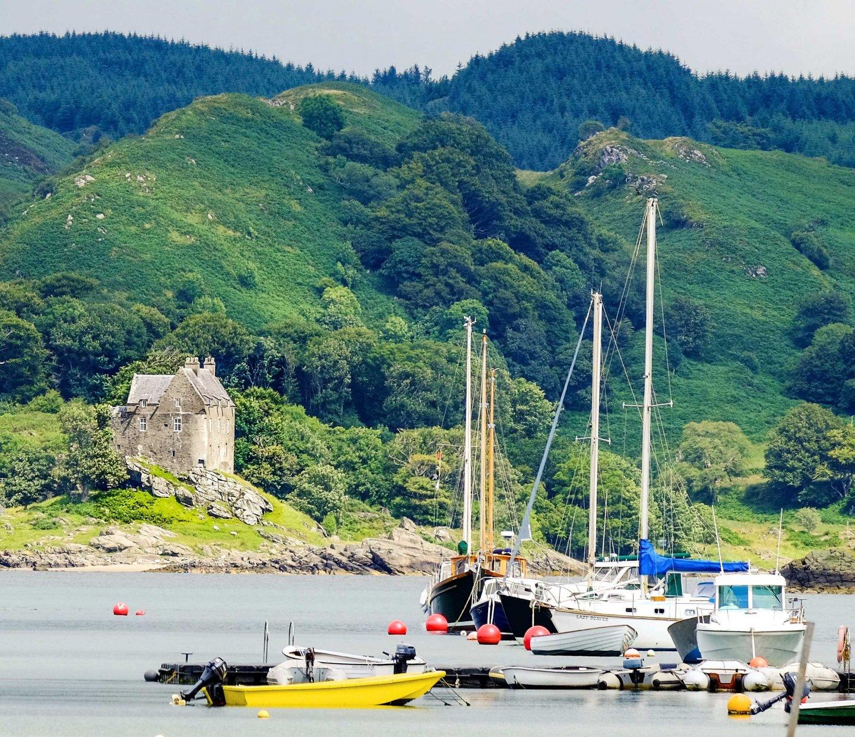 Crinan: Scotland's Most Beautiful Shortcut