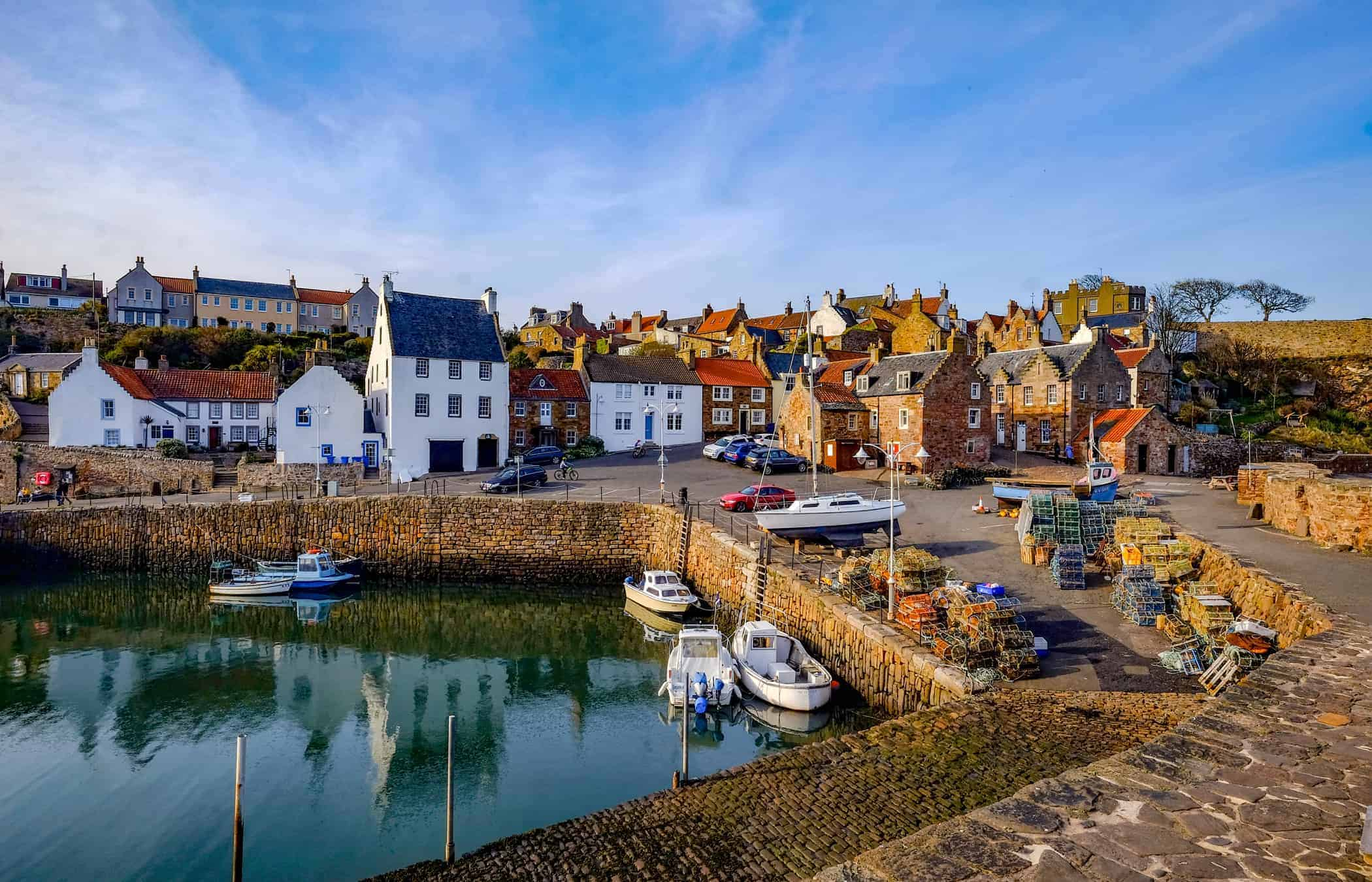 East Neuk of Fife