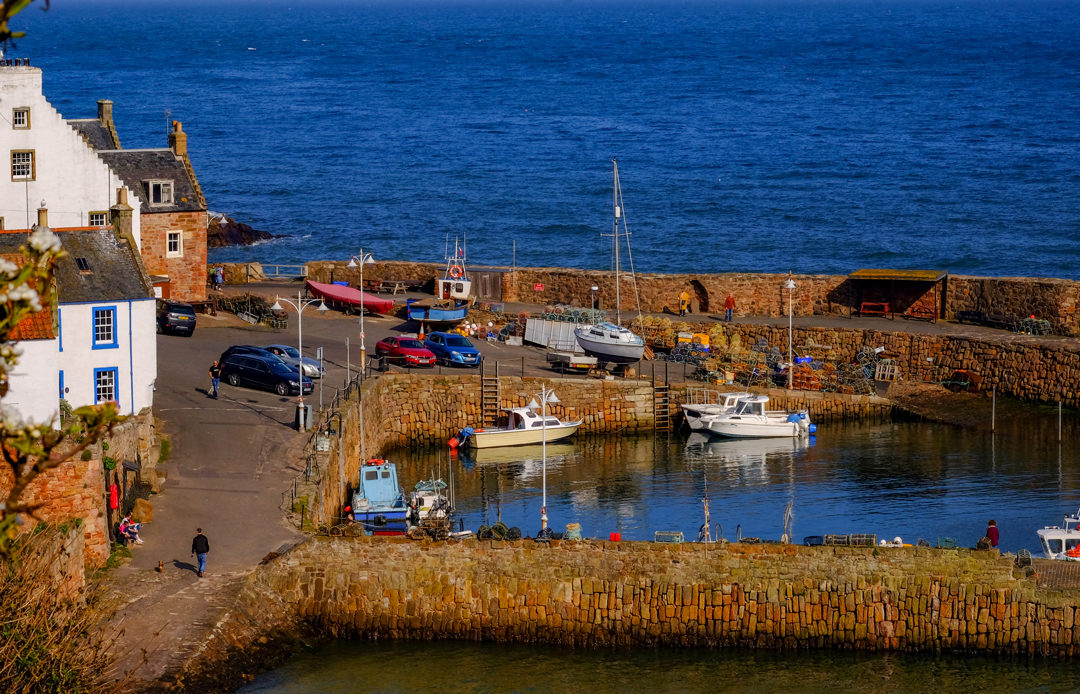 East Neuk of Fife Walks in Fife