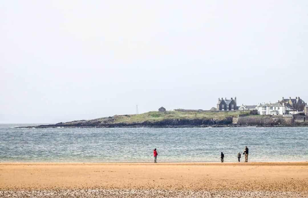 East Neuk of Fife Elie