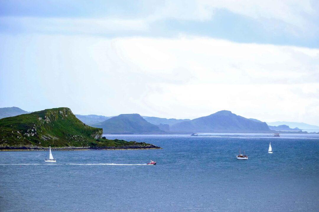 Coos & Views at Loch Melfort