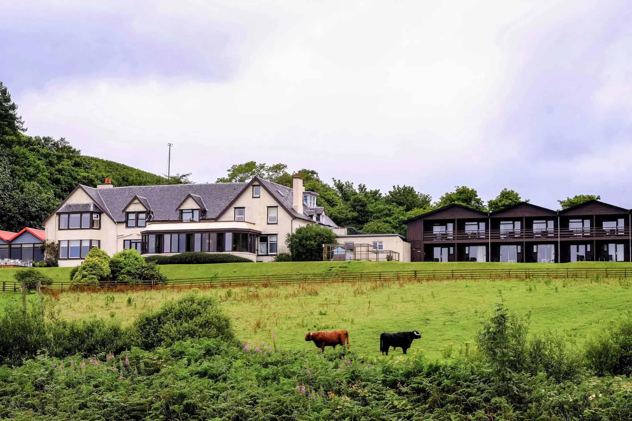 Loch Melfort Hotel Oban
