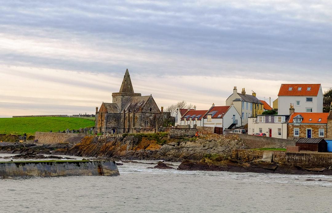 East Neuk of Fife St Monans