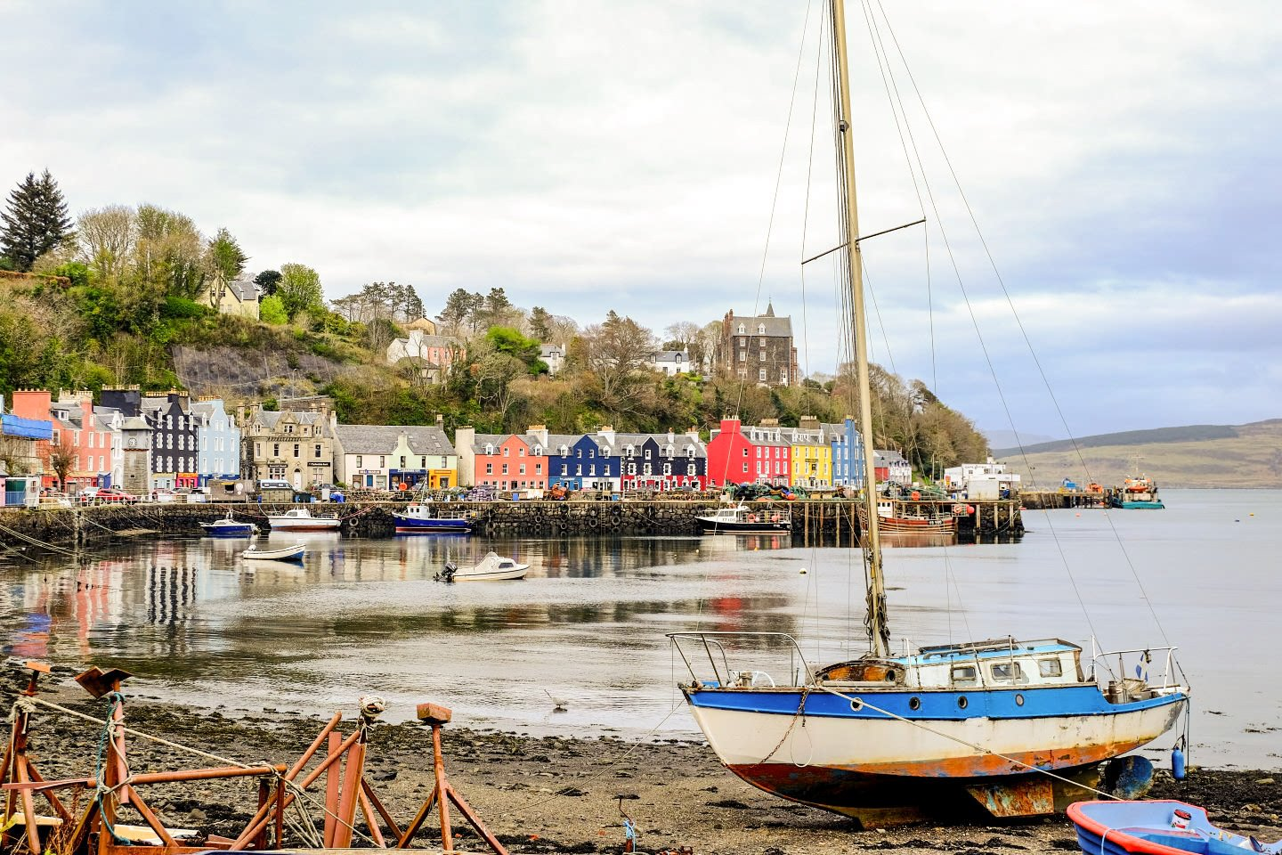 24 hours on the Isle of Mull
