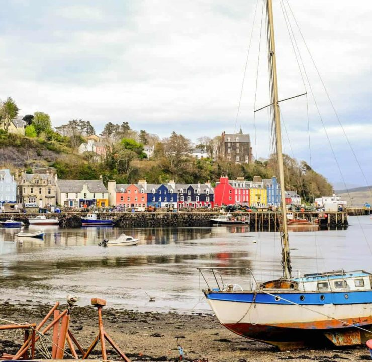 How to visit the Isle of Mull