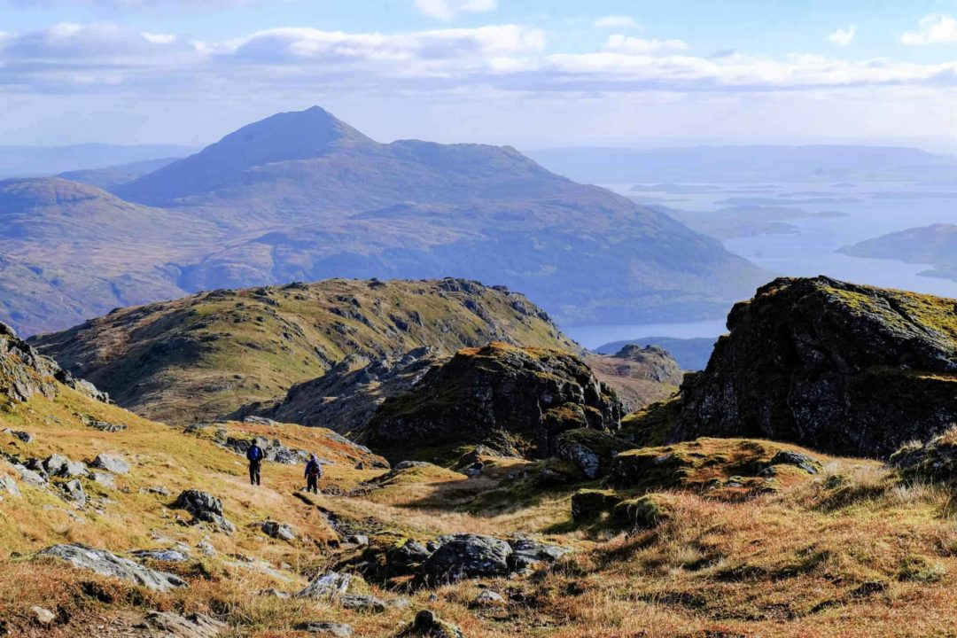 Bonnie Bonnie Banks – Loch Lomond Walks with the Best Views