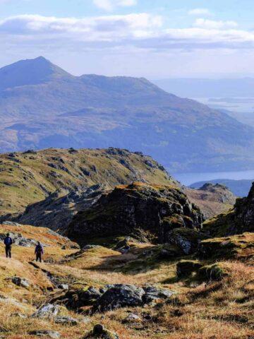 Bonnie Bonnie Banks – Loch Lomond Walks