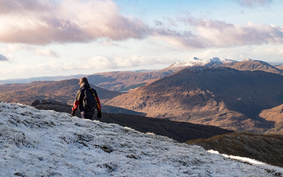 A visitors guide to Scotland in Winter