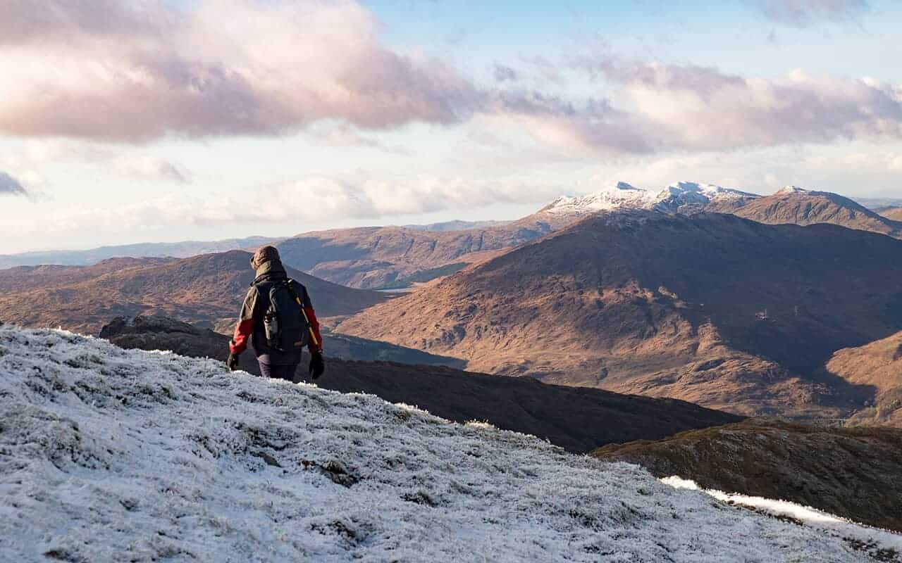 Scotland Travel in Winter – a visitor's guide