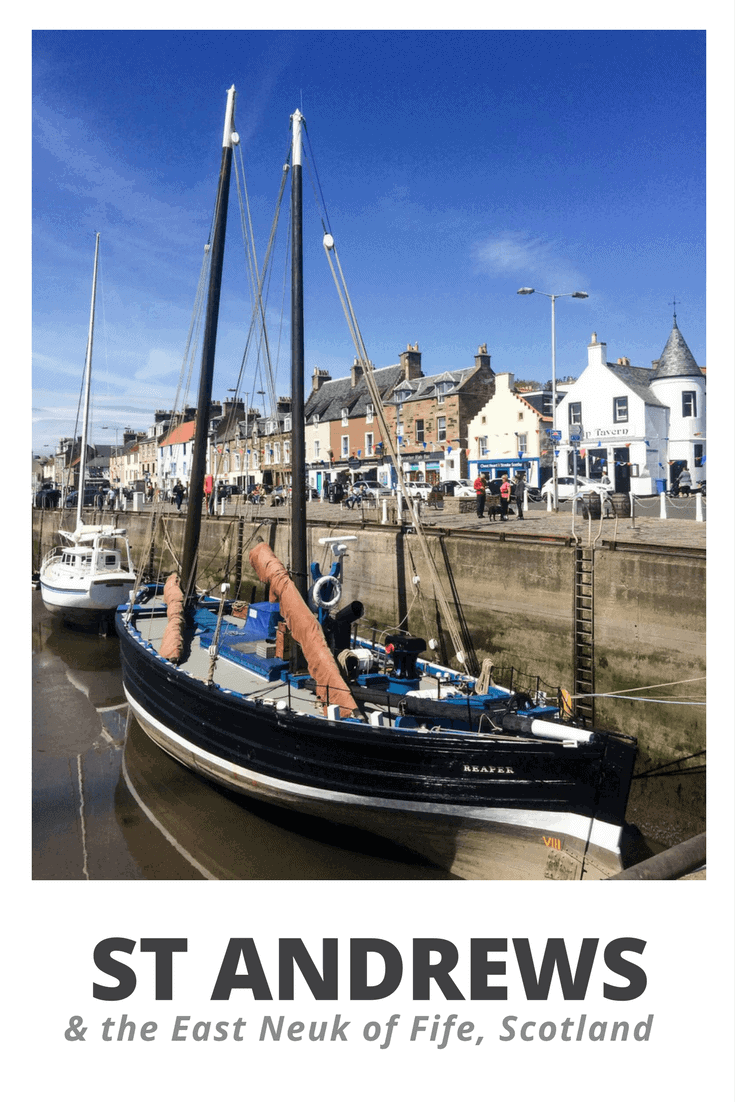 Things to do in St Andrews Scotland