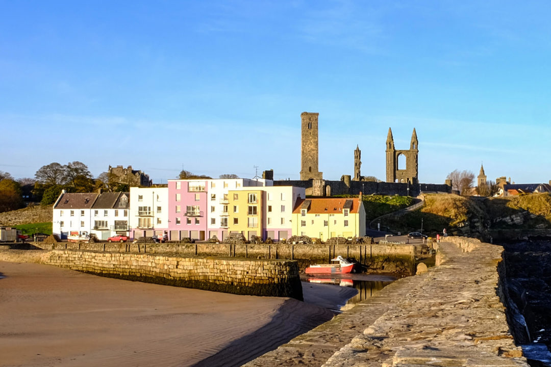 St Andrews - places to visit in Fife