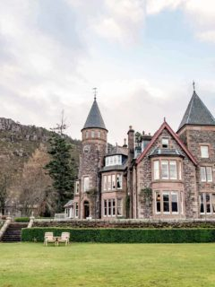 Where to stay on the North Coast 500 - luxury hotels in Scotland
