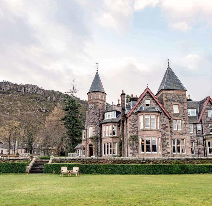 Boutique & Luxury Hotels in Scotland