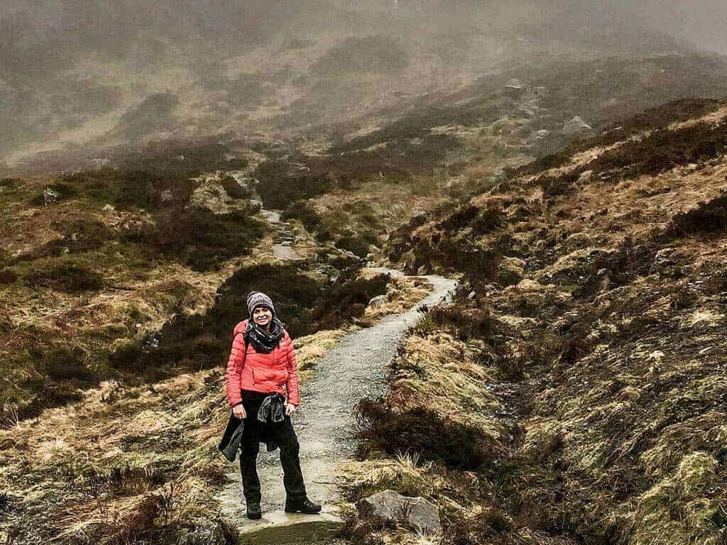 Hillwalking in Scotland
